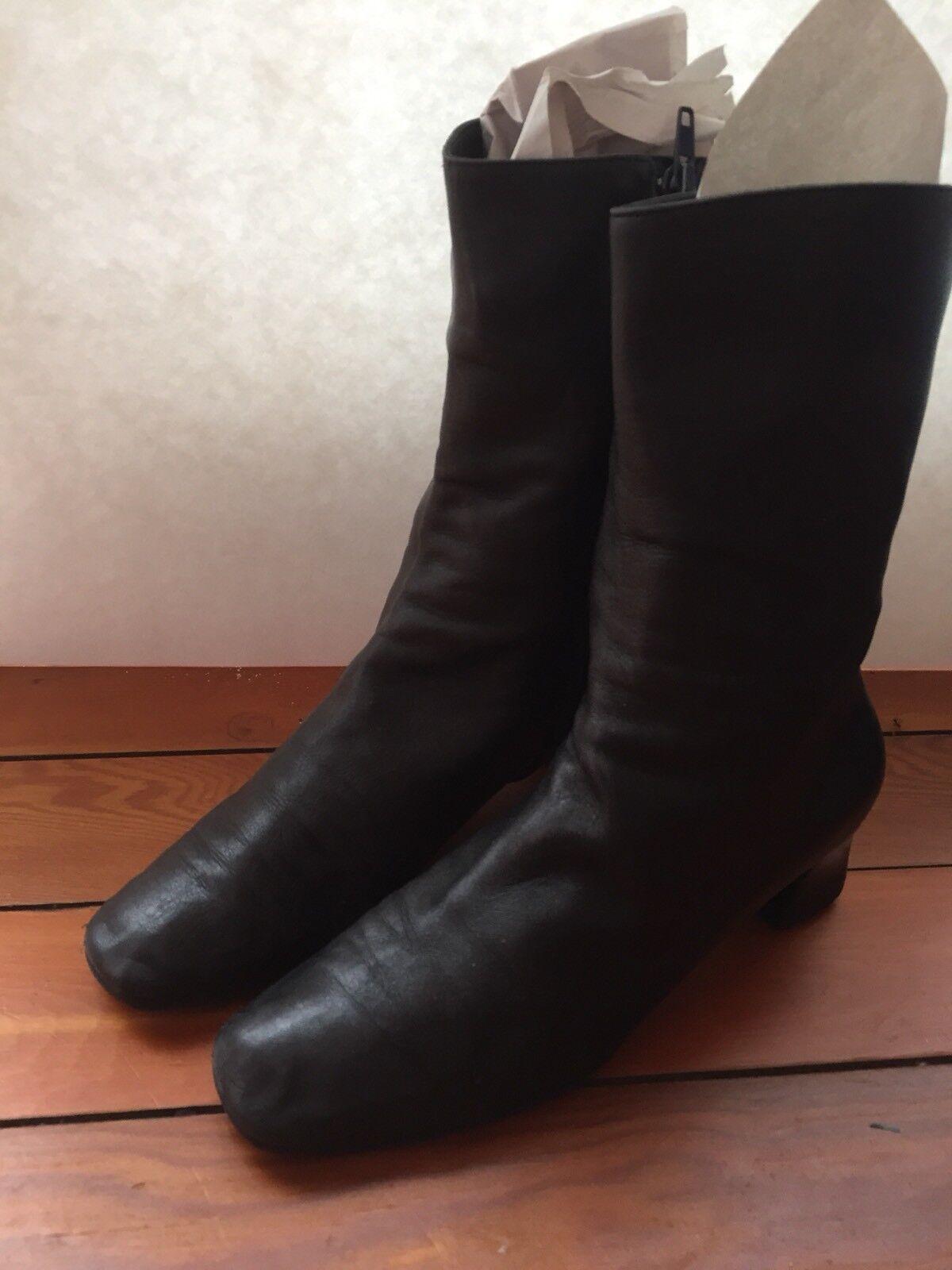 i nuovi marchi outlet online Rene Rene Rene Mancini Soft Leather avvioies Dimensione 7.5  trova il tuo preferito qui
