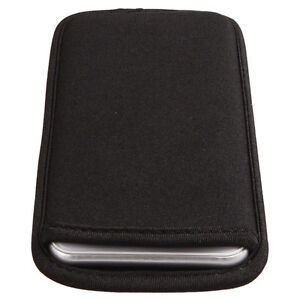 Black-Neoprene-Shock-Resistant-Mobile-Phone-Case-Cover-Pouch-For-Apple-iphone-6