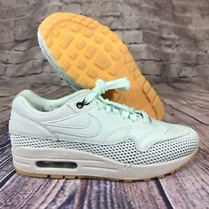 quality design 50c35 1febc Image is loading Nike-Air-Max-1-SI-Barely-Green-Black-
