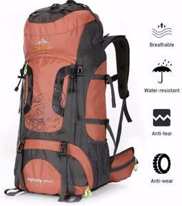 Trekking-Rucksack-Hiking-Backpack-70L-Outdoor-Travel-Mountaineering-Waterproof