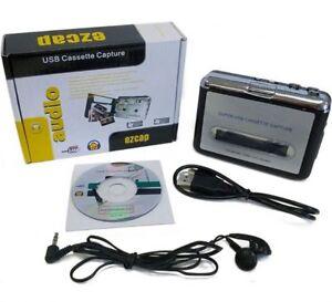 Cassette & Spieler Unterhaltungselektronik Usb Kassette Konverter Kassette Zu Mp3 Audio Erfassen Musik Player Band Zu Pc Tragbare Cassette-to-mp3 Konverter Spieler