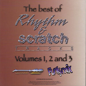 Details about Best Of Rhythm & Scratch 1,2 & 3 Ultimix Records Various  Scratch Tracks/Samples