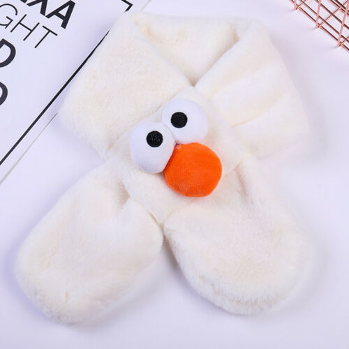 Boys Girls Baby Kids Keep Warm Shawls Scarves Collar Thicker Winter Scarf 24M-8T