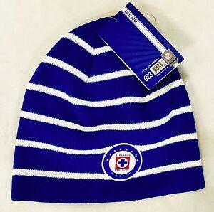 0fcd51a2a Soccer-International Clubs Deportivo Cruz Azul Cap hat Official Licensed  Color Blue Fan Apparel   Souvenirs