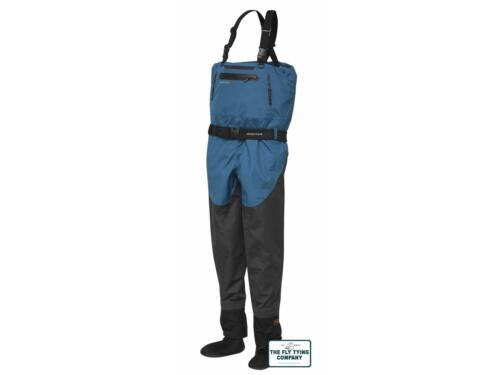 Helmsdale 20.000 Chest Stockingfoot Chest WadersFly Fishing WaderAll Sizes