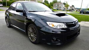 Subaru WRX Limited Pkg 2013