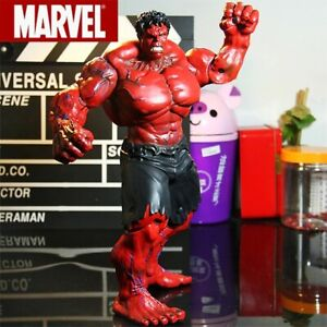 Marvel-Legends-The-Avengers-Incredible-Red-Hulk-Action-Figure-Collectible-Model