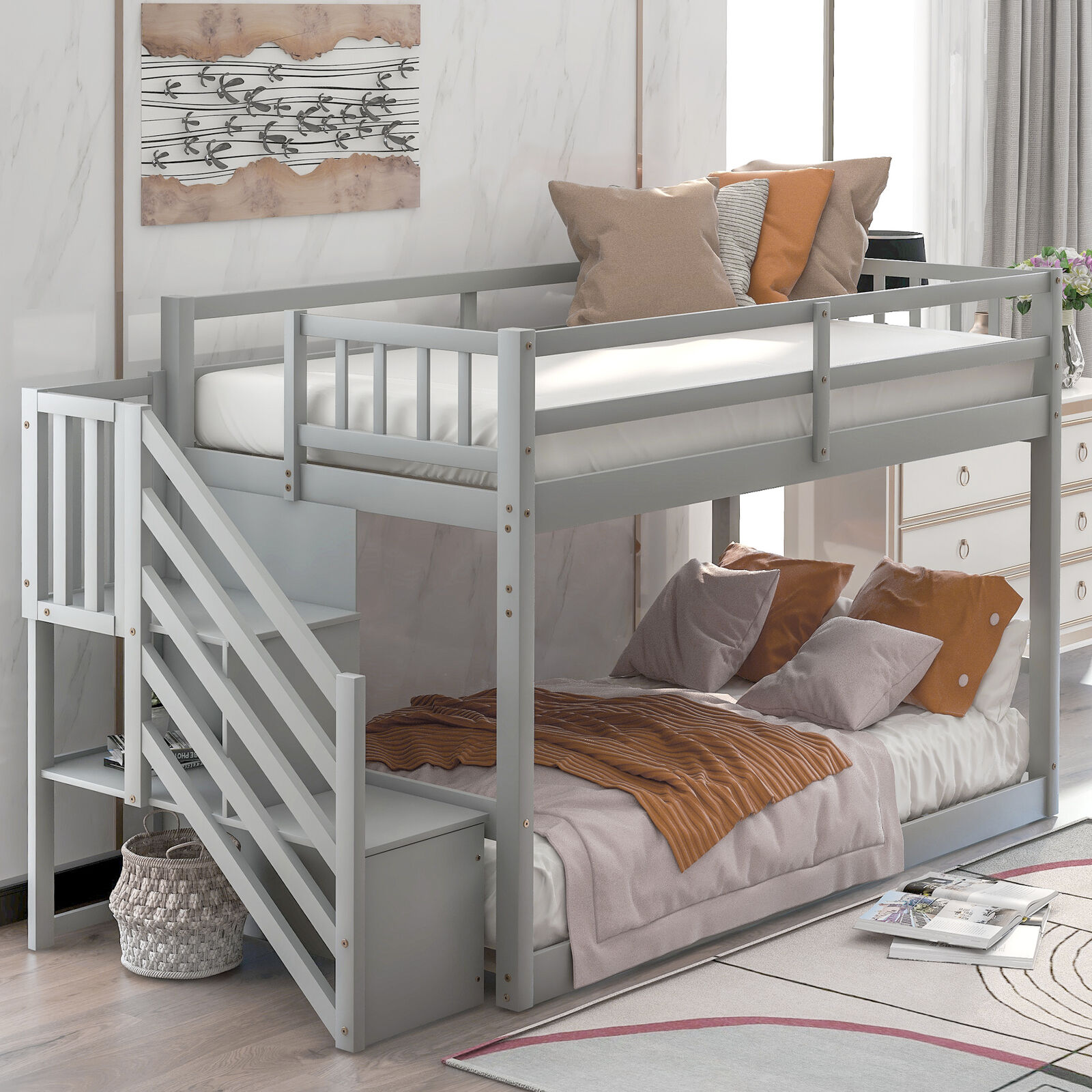 Canwood Alpine Ii Loft Bed White For Sale Online Ebay
