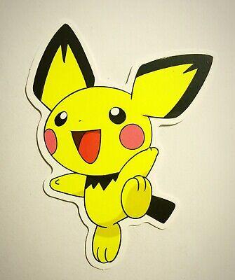 Pokemon Go Canine Dog Houndoom Skateboard Laptop Cell Phone Car Decal Sticker