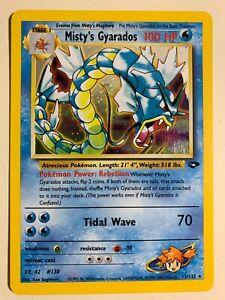 Misty-039-s-Gyarados-13-132-Gym-Challenge-Holo-Pokemon-Card-Near-Mint-NM