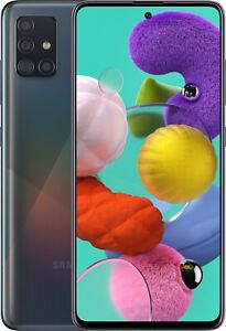 Samsung Galaxy a51 sm-a515f Dual SIM Noir, NEUF autres