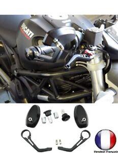 Kit-2x-Retroviseurs-Moto-Handle-Bar-Embout-guidon-22-mm-custom