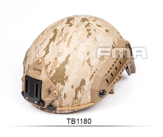 FMA MH Type Maritime Helmet AOR1 For  Airsoft mich aor1 Devgru TB1180-M L, L XL  fashionable