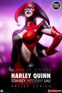 DC Sideshow Collectibles Batman Harley Quinn Artist Series 1 5 Scale Statue