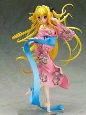 20cm Yuuki Mikan Lying Ver Anime To Love-ru Darkness PVC Figure Toy New NoBox