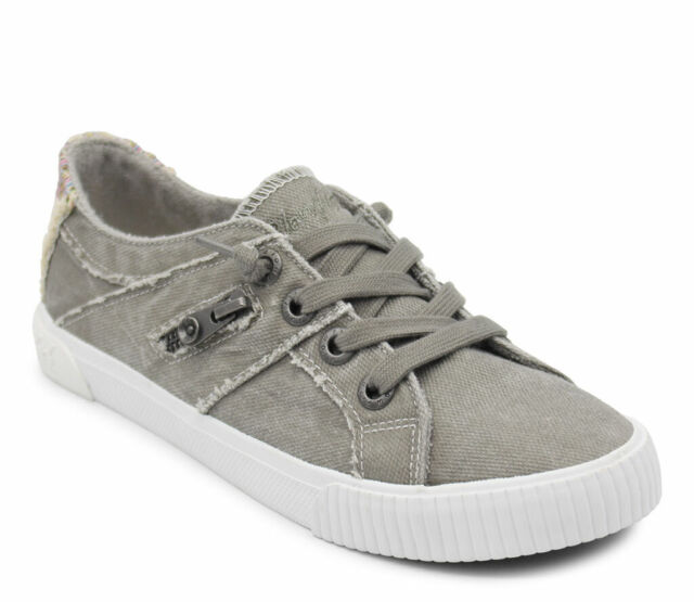 Fruit Sneaker Wolf Gray Smoked Canvas
