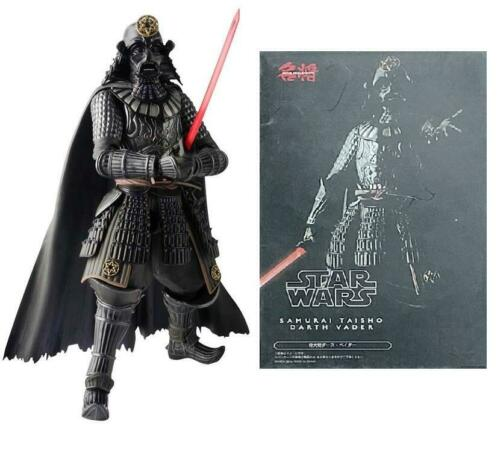 "Star Wars Ashigaru Darth Vader Realization Samurai 7/"" Figure Bandai 23"