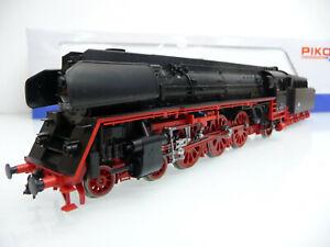 Piko-Classic-h0-50108-maquina-de-vapor-br-01-15-con-boxpok-ruedas-y-carbon-tender-Dr-OVP