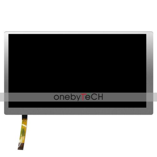 "6.1/"" CLAA061LA0FCW WVGA LED Screen For Toyota Gracenote HD Radio Audio Display"