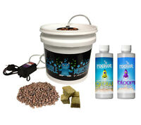 Hydroponic System - Complete Grow System - 1 Site Dwc Hydroponic Kit
