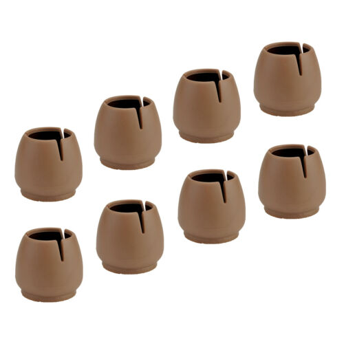 8//16pcs Silicone Chair Leg Caps Feet Pads Furniture Table Covers Floor Protector