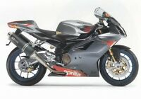 APRILIA TOUCH UP PAINT 2004 RSV1000R GREY AND SILVER.