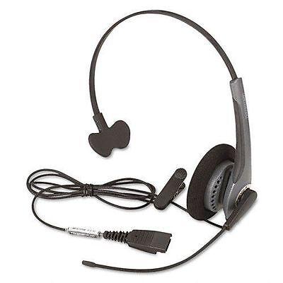 Jabra Link 850 Amplifier GN Netcom GN2010-ST Mono IP Headband Phone QD Headset