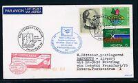 67482) LH / AA  FF Frankfurt - Bayreuth 26.10.98 DASH 8, Karte ab Schweiz SPA