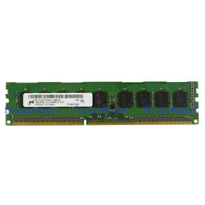 Micron-Memory-Ram-4GB-DDR3-PC3-10600E-1333-MHz-240-pin-DIMM-ECC-Unbuffered-Lot