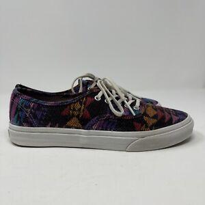 Details about Vans Aztec Style Shoes