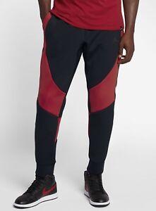 87950946d1a71d Nike Sportswear Flight Tech Men s Fleece Pants Trousers 879499-013 ...