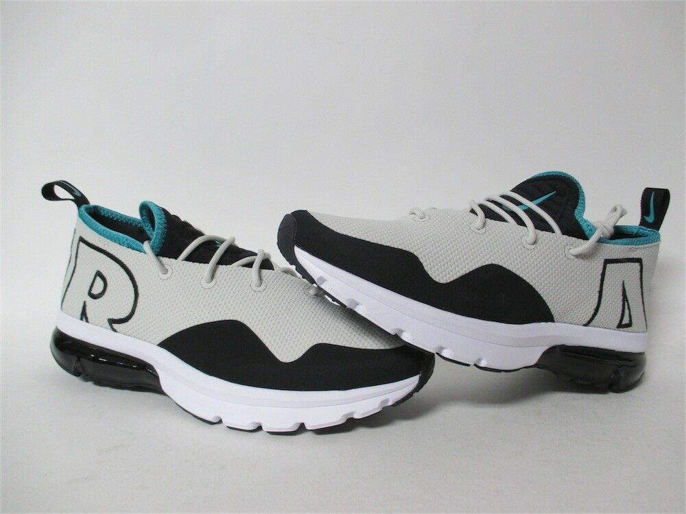 Nike Air Max Flair 50 Light Bone Sport Turquoise White Black Sz 10 AA3824-004