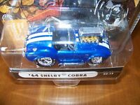 Muscle Machines 1964 Ford Shelby Cobra 1:64 Die Cast Car '64