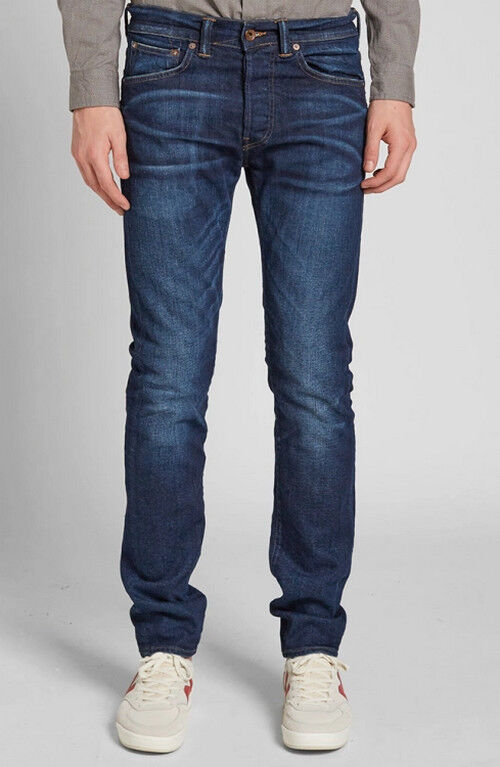 JEANS EDWIN HOMME ED 80 SLIM  (cs night-bluee  dark ruffle )   W36 L34 VAL