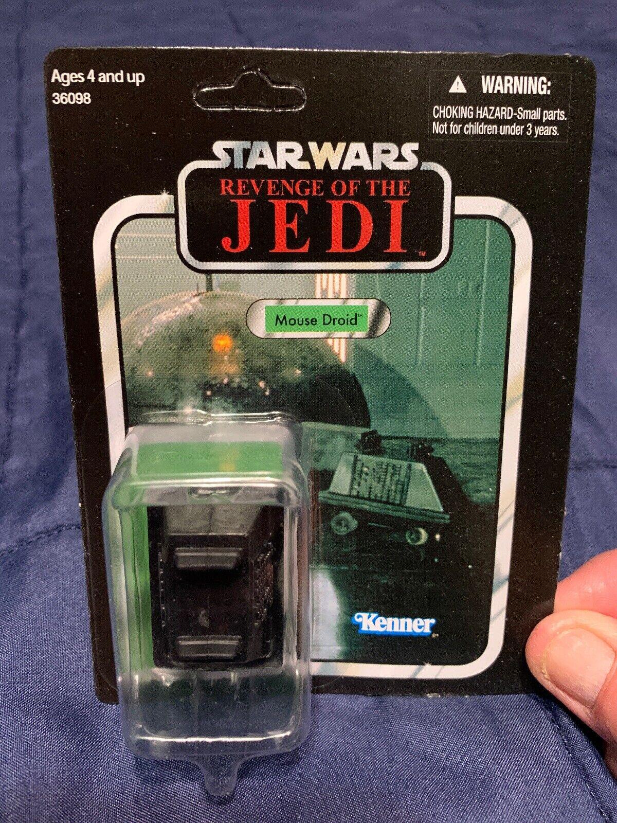 Sdcc Exclusive Death Star Mouse Droid Revenge of the Jedi VC67 Vintage TVC