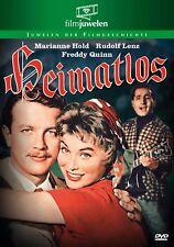 Heimatlos (1958) - Marianne Hold, Freddy Quinn, Rudolf Lenz - Filmjuwelen DVD