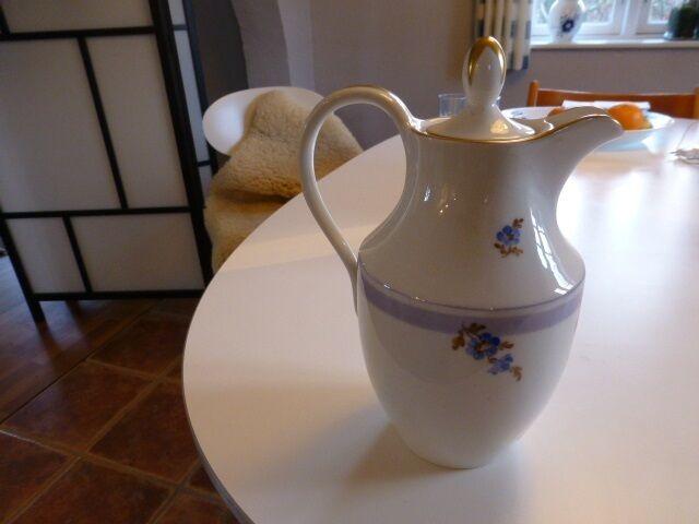 Porcelæn, kaffekande, Kgl. porcelæn