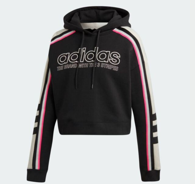 9353209bb57 adidas Originals Women's Trefoil Racing Hoodie Size Small #dh4214 ...