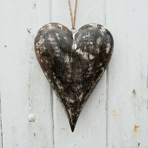 Details about Fair Trade Mango Wood Wooden Heart Hanging - Eco Friendly,  Sustainable, WFTO
