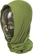 Highlander Pro-Force Tactical Tan / Sand Headover Scarf /snood /  Hat/ Balaclava