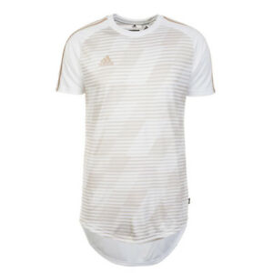 168cee60b68 Image is loading Mens-Adidas-Tango-Gradient-Training-Jersey-Shirt-White-