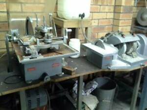 Lapidary-Equipment-and-rocks