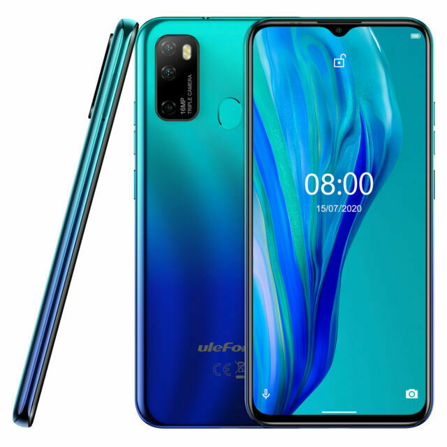 Ulefone Note 9p 4gb 64gb Andriod 10 4g Mobile Phone Dual Sim Us Gifts For Sale Online Ebay