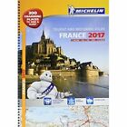 France 2017 Atlas by Michelin Travel Publications (Spiral bound, 2016)