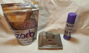 Dyson Zorb Carpet Maintenance Powder Dyzolv Spot Cleaner