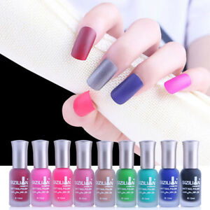 Nail-Polish-Scrub-Non-Toxic-Environmentally-Friendly-Matte-Satin-Nude-40-Color