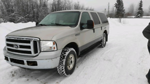 2005 Ford Excursion XLT