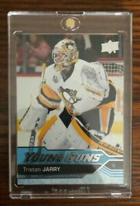2016-17-UD-Upper-Deck-Young-Guns-TRISTAN-JARRY-RC-466-Pittsburgh-Penguins-Minty