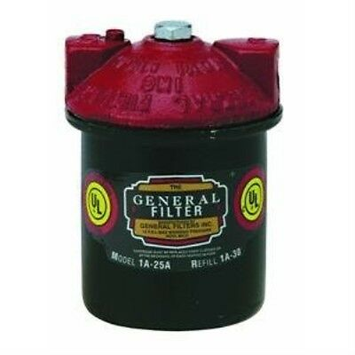 General Filters 1a-25b Fuel Oil Filters Replacement Cartridge In Short Supply Hvac Parts