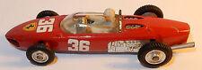 CORGI TOYS 1963 F1 FORMULE 1 FERRARI FORMULA 1 N°36 REF 154 1/43 GT BRITAIN